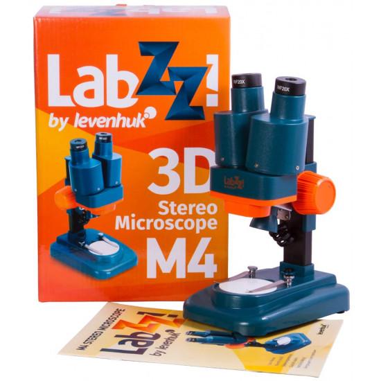 Стереомикроскоп Levenhuk LabZZ M4