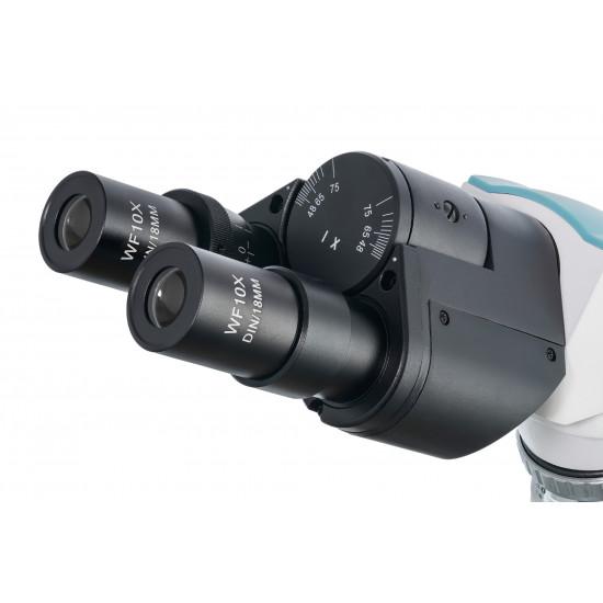 Бинокулярен микроскоп Levenhuk 500B